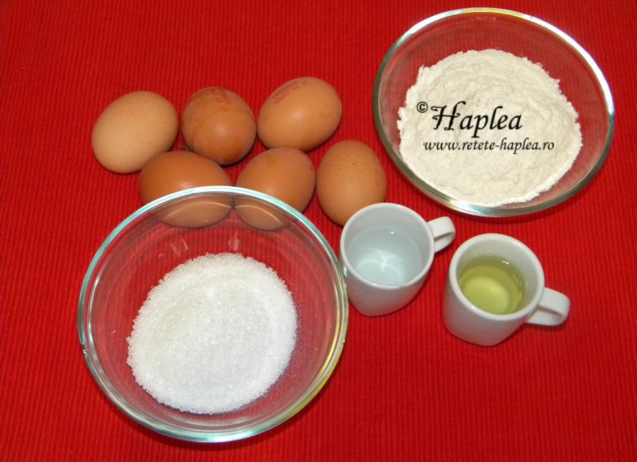 prajitura cu crema din lapte condensat si topping de fructe poza 3