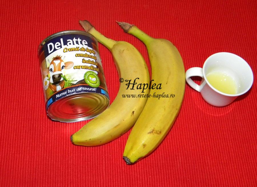 banoffe pie- tarta cu banane si caramel poza 3