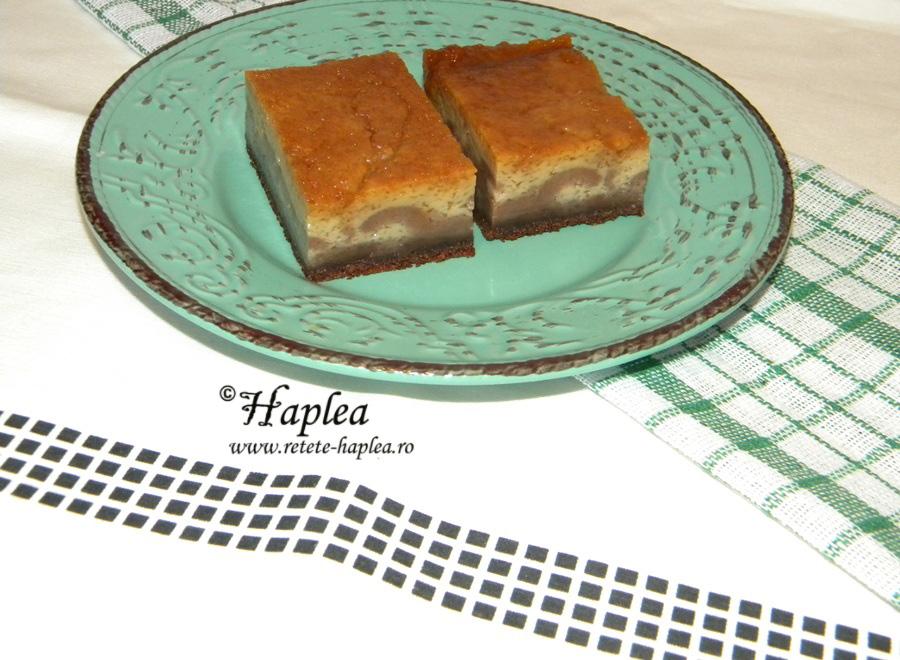 chocoflan-crema de zahar ars cu blat de cacao poza 10