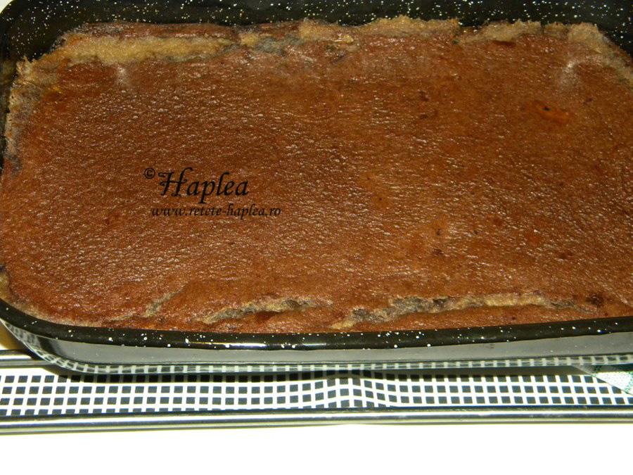 chocoflan-crema de zahar ars cu blat de cacao poza 9