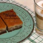 chocoflan-crema de zahar ars cu blat de cacao poza final