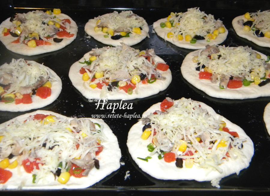 mini pizza hering poza 4