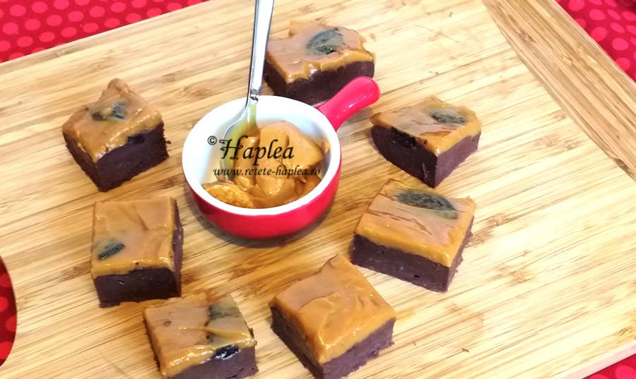 ciocolata de casa cu oreo si caramel