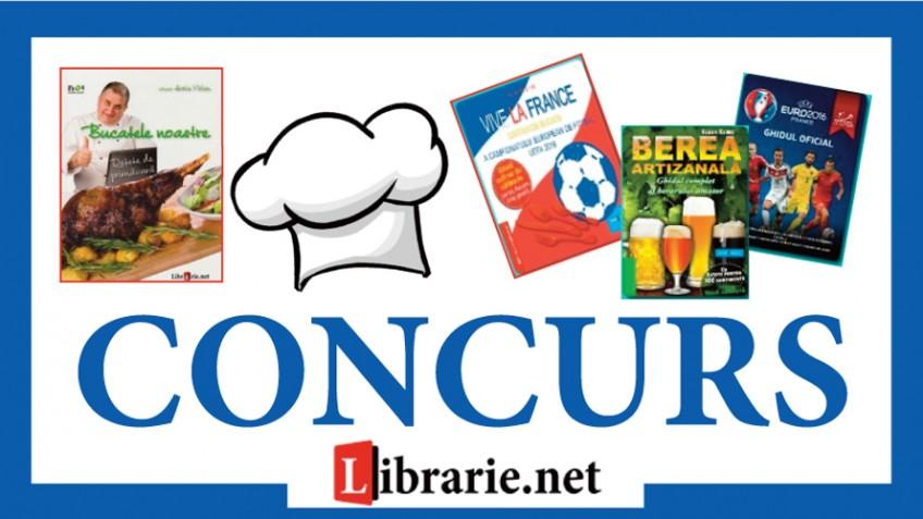 concurs librarie