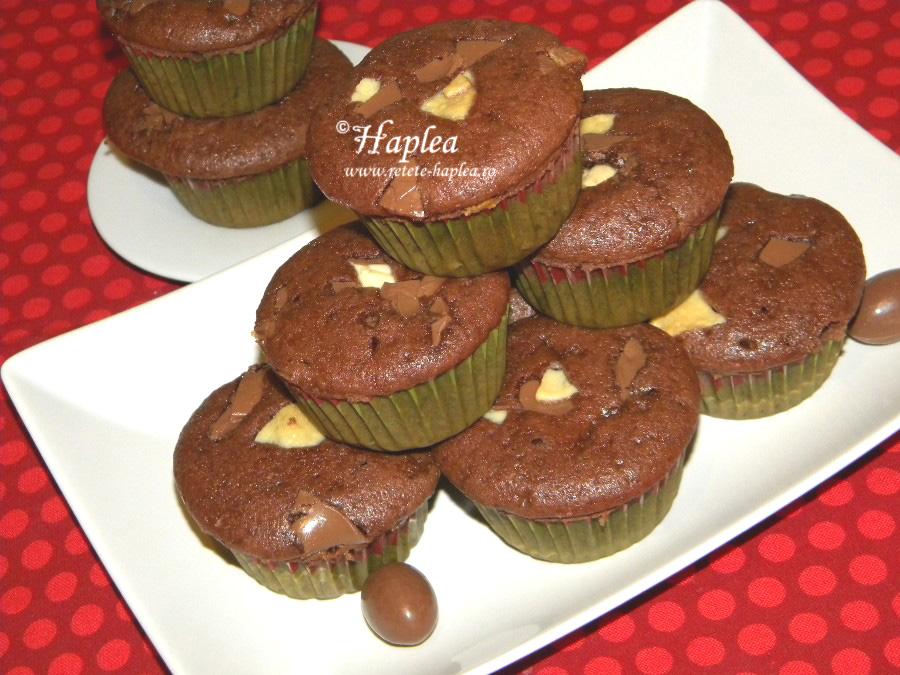 muffins cu nesquk