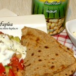 salata falafel
