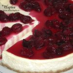 CHEESECAKE CREMOS NEW YORK CU SIROP DE CIRESE