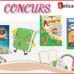 UPDATE CONCURS: câștigătoarele cărților pentru copii de la Lizuka Educativ și Anticariat.net